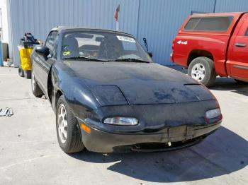 Salvage Mazda MX-5 Miata